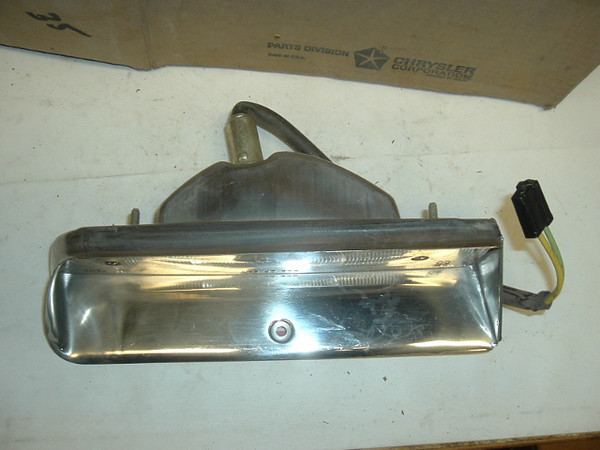 1965 Chrysler Imperial Parking Lamp Assembly NOS 2575089