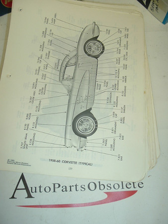 Phenomenal 1938 1964 Chevrolet Master Parts Accessory Book 1964 Printing Wiring 101 Cranwise Assnl