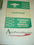 View Product1966 Corvair Shop Manual Supplement (A 66corvsupp) a