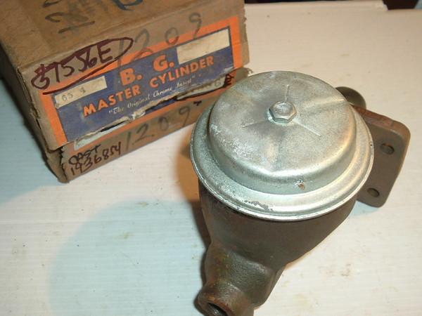 1961 62 63 Dodge Pickup & Truck Rebuilt brake master cylinder #37556