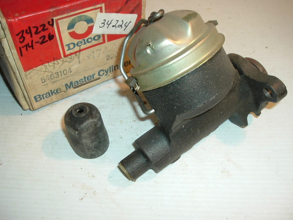 Jeep & Rambler NEW Master Cylinder #34224