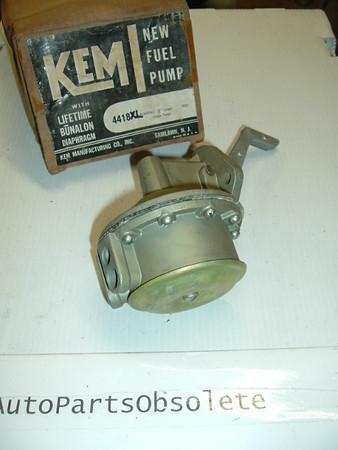 "1958 59 60 61 62 Pontiac v8 rebuilt 3/8"" fuel pump #4418"