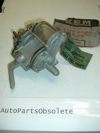 1951 Ford double action fuel pump new #9599