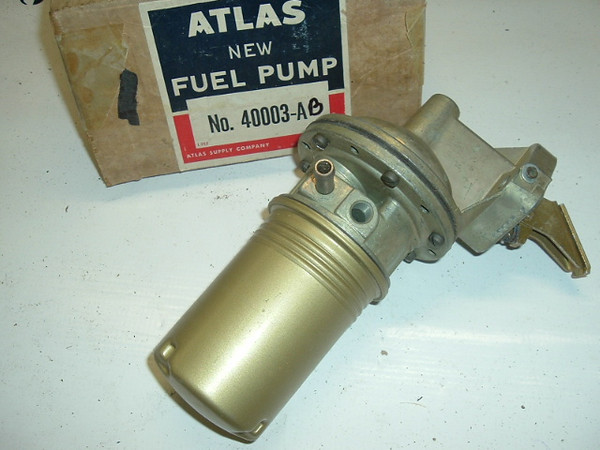 1964 65 66 67 Econoline Fairlane new fuel pump 40003 (A 40003a new atlas)