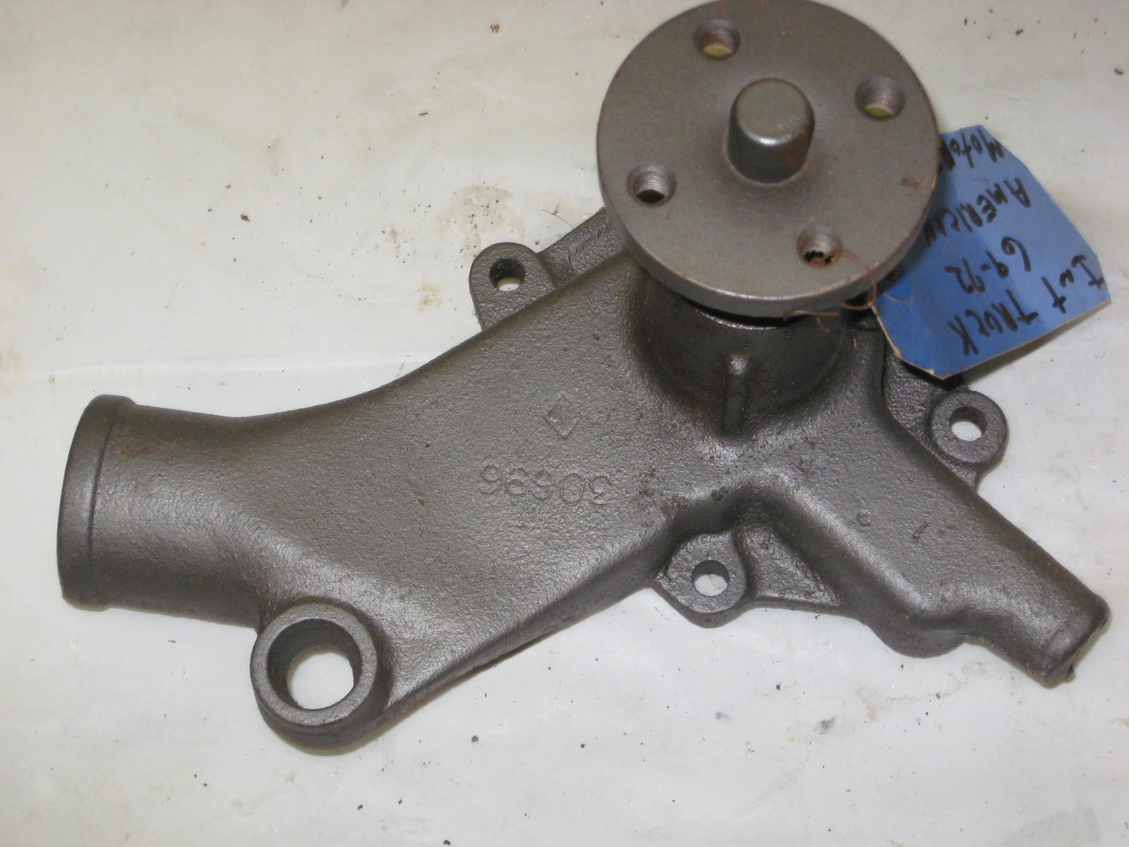68 69 70 71 amc gremlin american ihc reman water pump sciox Image collections