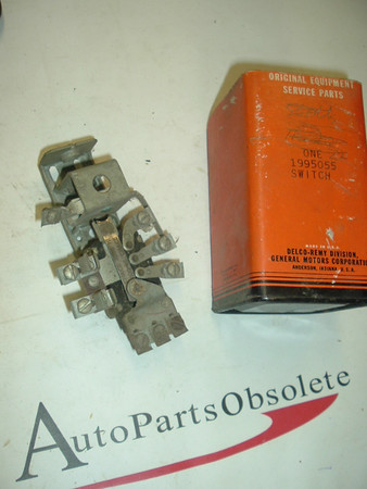 1953 oldsmobile headlight switch nos gm # 1995055 (az 1995055)