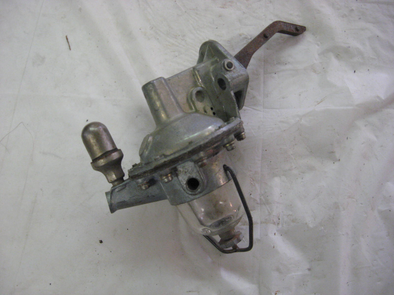 1951 52 53 54 55 Chrysler Desoto glass bowl fuel pump AC #9651 (A 9651W)