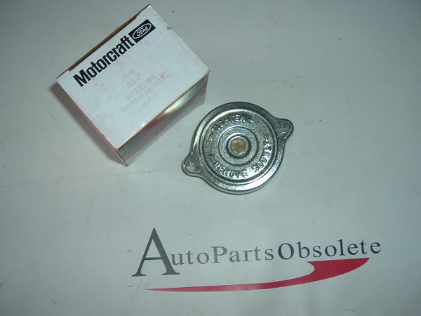 1941 - 51 Ford & Federal Truck nos A1tz8100a radiator cap (A rs7 a)