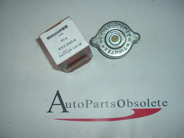 1949 -52 Dodge Desoto Chrysler & 57 -58 Dodge Truck radiator cap (rs8b)