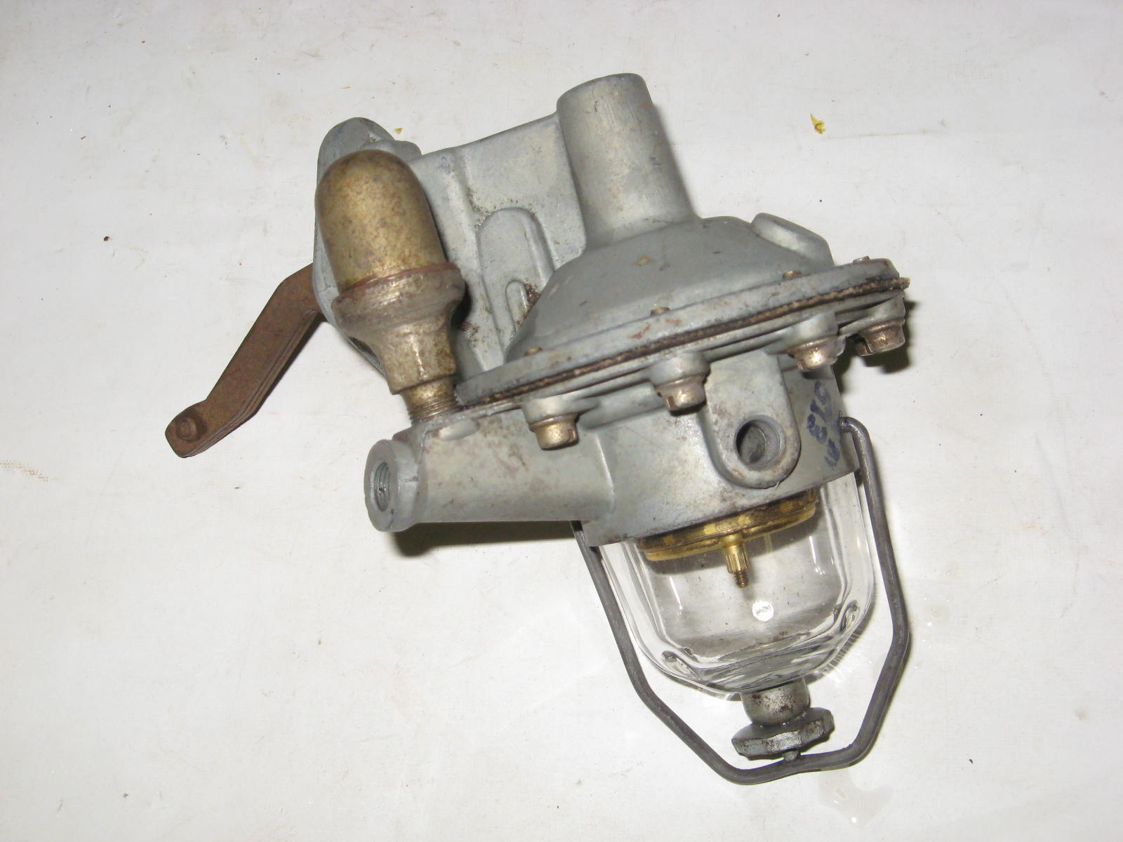 View Product1954 1955 Ford truck 279 cu in fuel pump AC Brand 4147 (A 4147nacw)