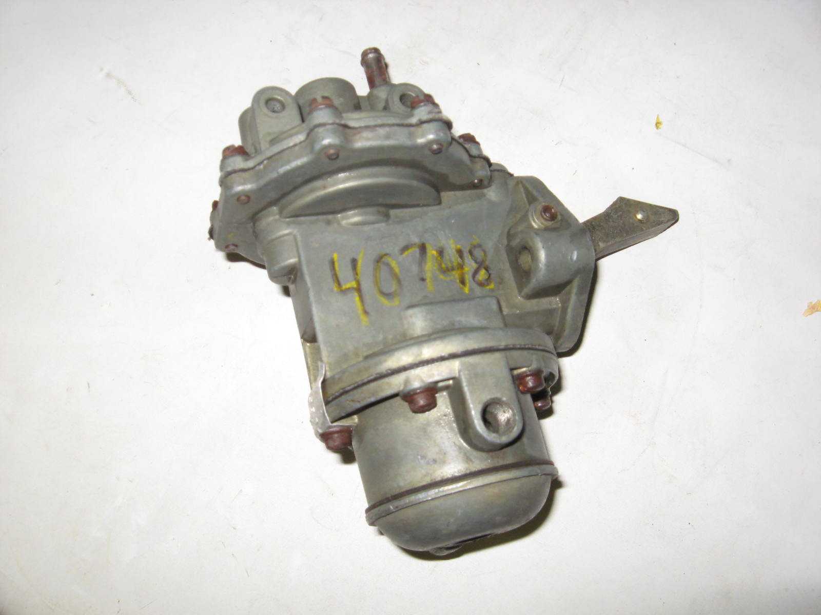 1964 Rambler Classic 230 double action fuel pump 40748 (a 40748xw)