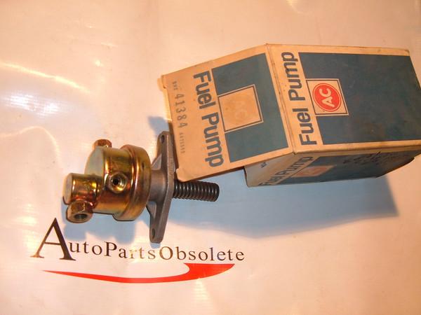 View Product1980,1981 citation, omega,skylark nos ac delco fuel pump # 41384 (z 41384)