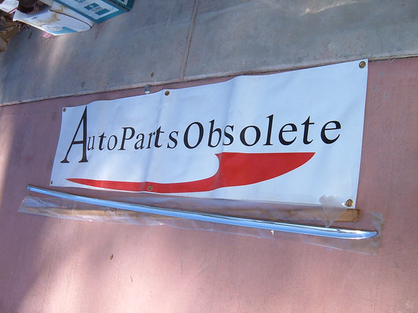 1956 ford re quarter panel molding nos ford # B6A 7029038 A (z b6a7029038a)