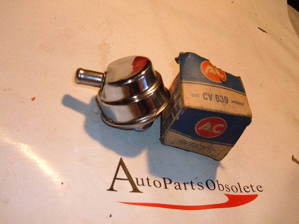 View Product1964,1965 oldsmobile crankcase vent cap nos gm # 6420092 (z 64200092)