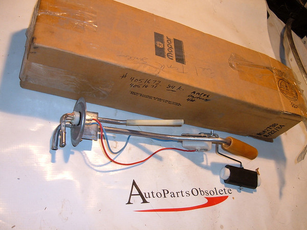 1984 dodge plymouth chrysler aries fuel sending unit nos mopar # 4056172 (z 4056172)