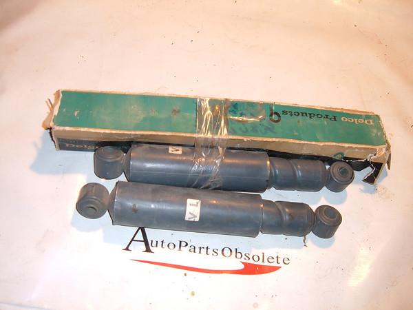 1967,1968,1969,1970,1971,1972 chevrolet truck shock absorbers spiral nos gm # 3192865 (z 3192865)