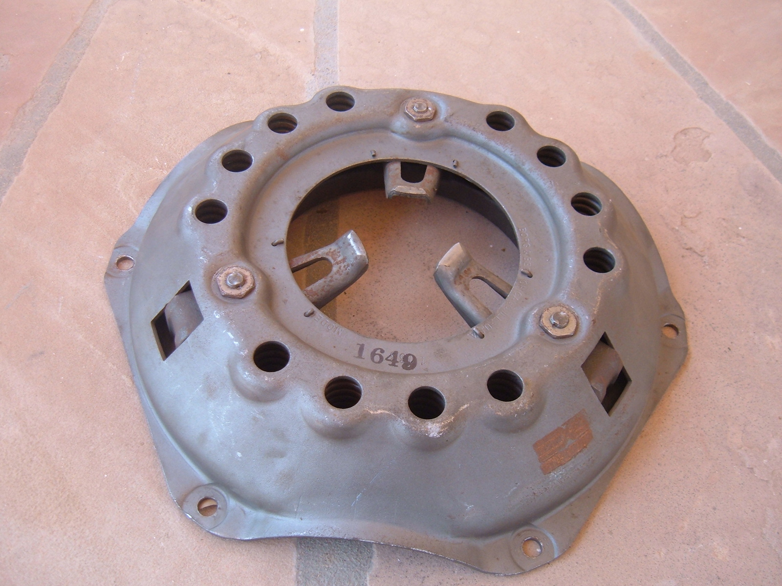 1964 66 68 70 72 74 76 dodge plymouth clutch assembly 11inch (z 1649)