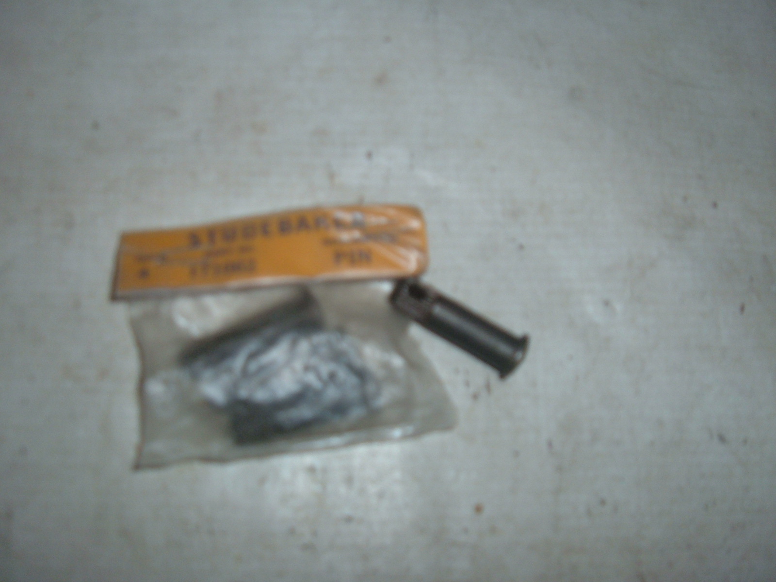 View Productstudebaker front shock absorber link pin nos 171062 4 count nos (z 171062)