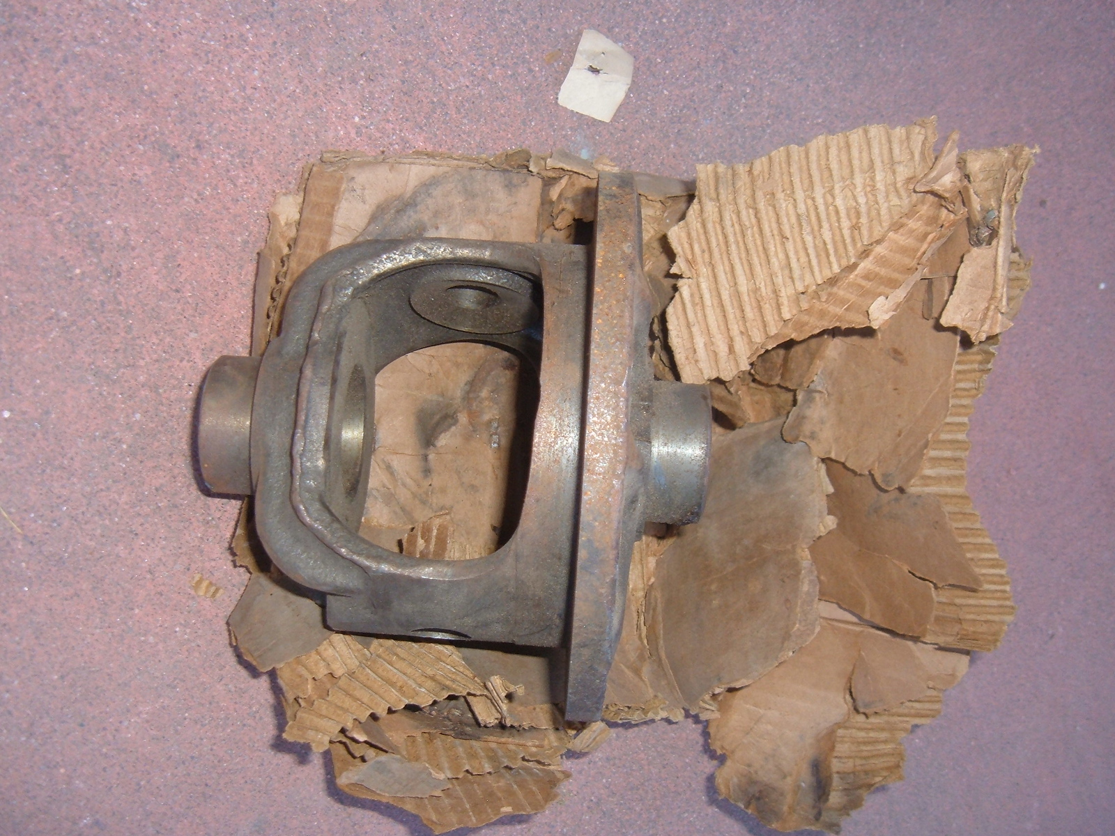 1936 passenger differential case nos gm 476857 (z 476857)