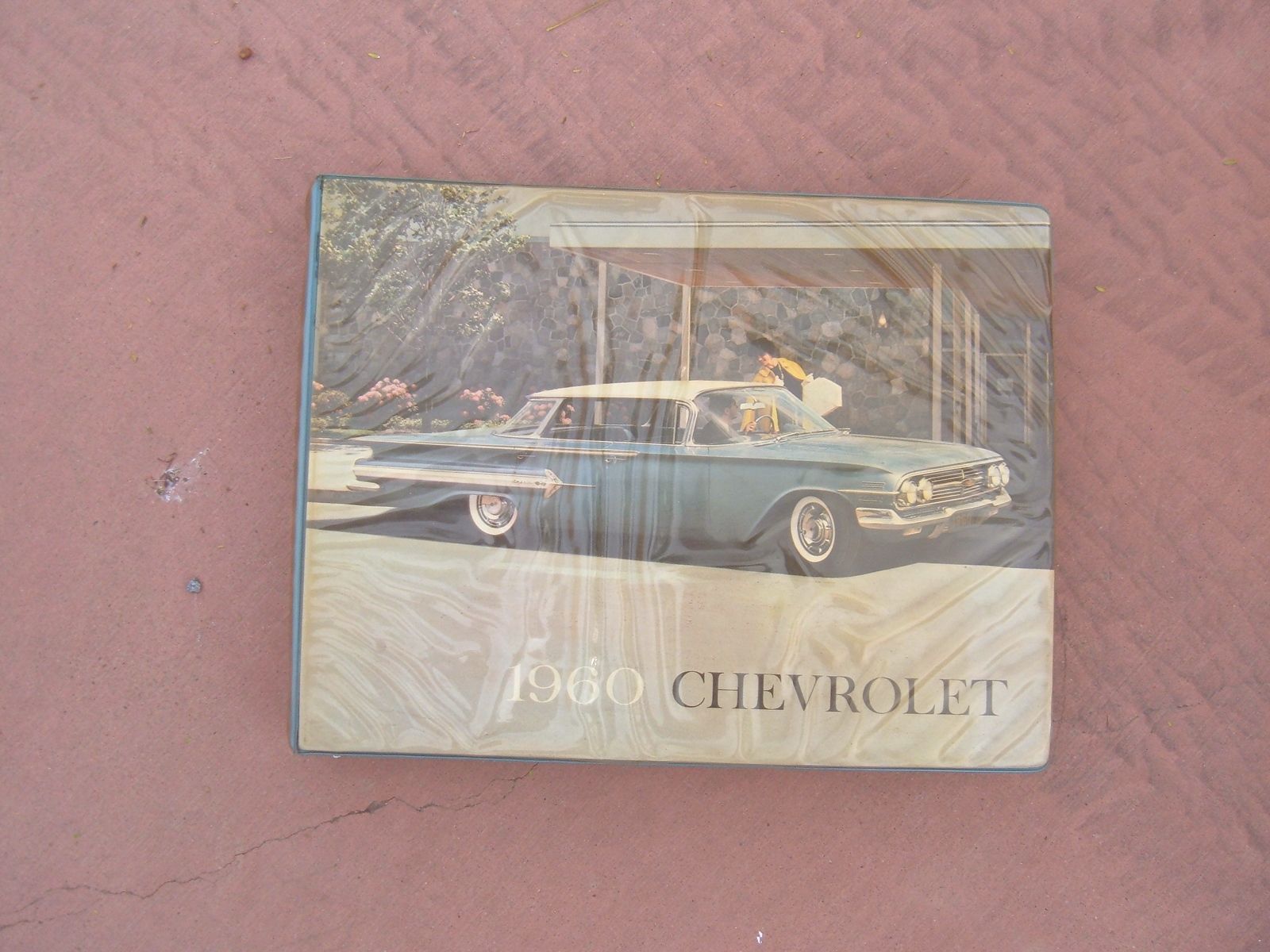 1960 Chevrolet Dealer Showroom Album Corvette corvair impala (z 60chevydealerbook)