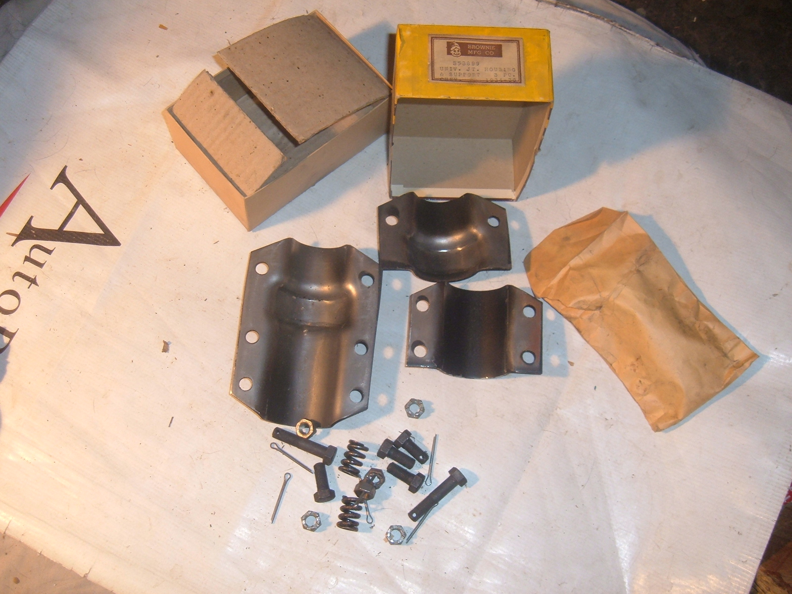 1934 35 36 chevrolet universal joint support /housing gm# 353899 (z 353899)