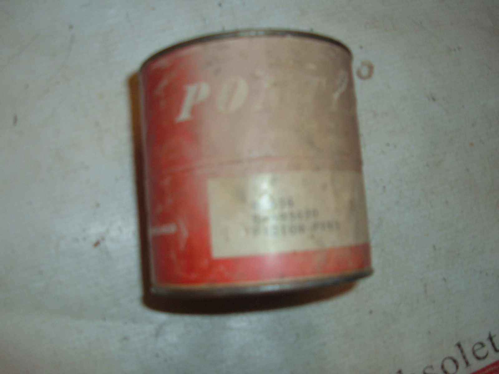 1933 34 35 36 37 38 39 40 41 42 4647 48 49 50 51 52 pontiac 8 cyl piston pins nos gm 465620 (z 465620)