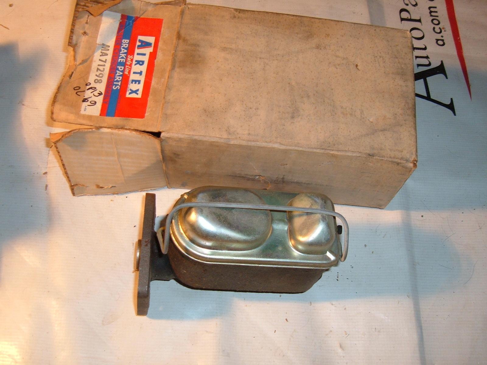 1969 1970 cadillac eldordo master barke cylinder new (z 71298)