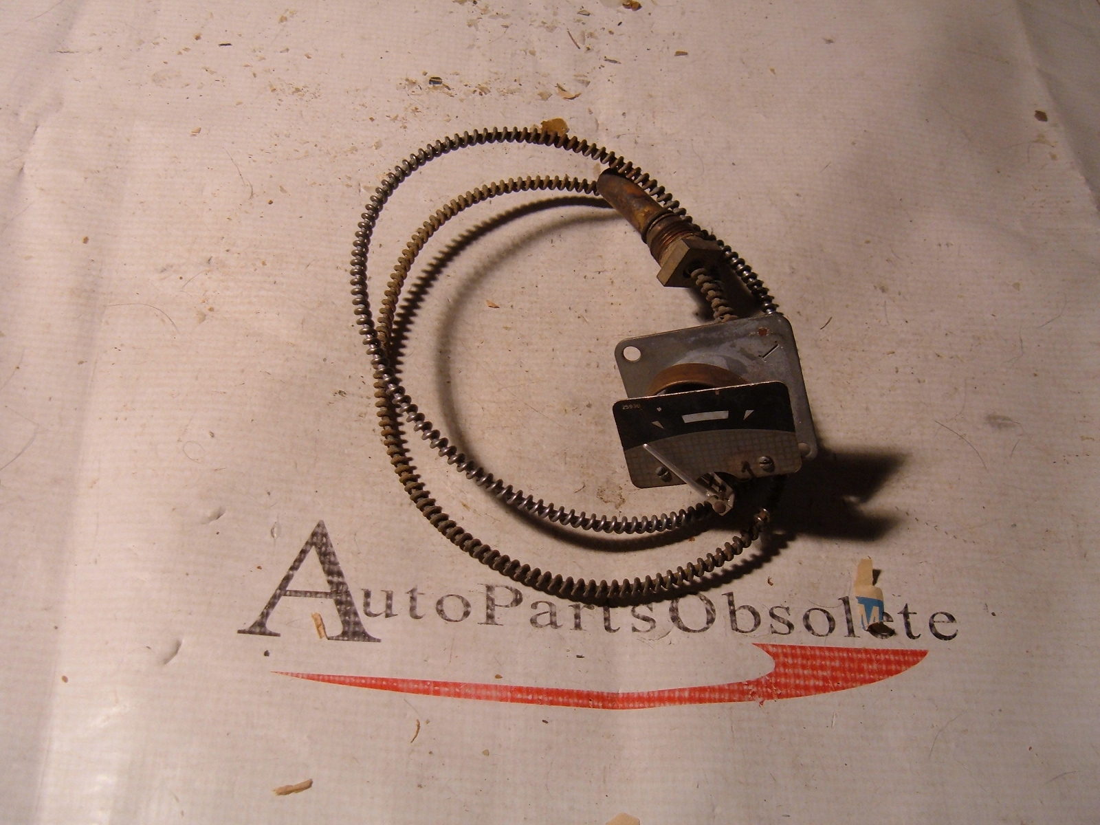 1951 52 dodge temperature gauge nos mopar # 1473882 (z 1473882)