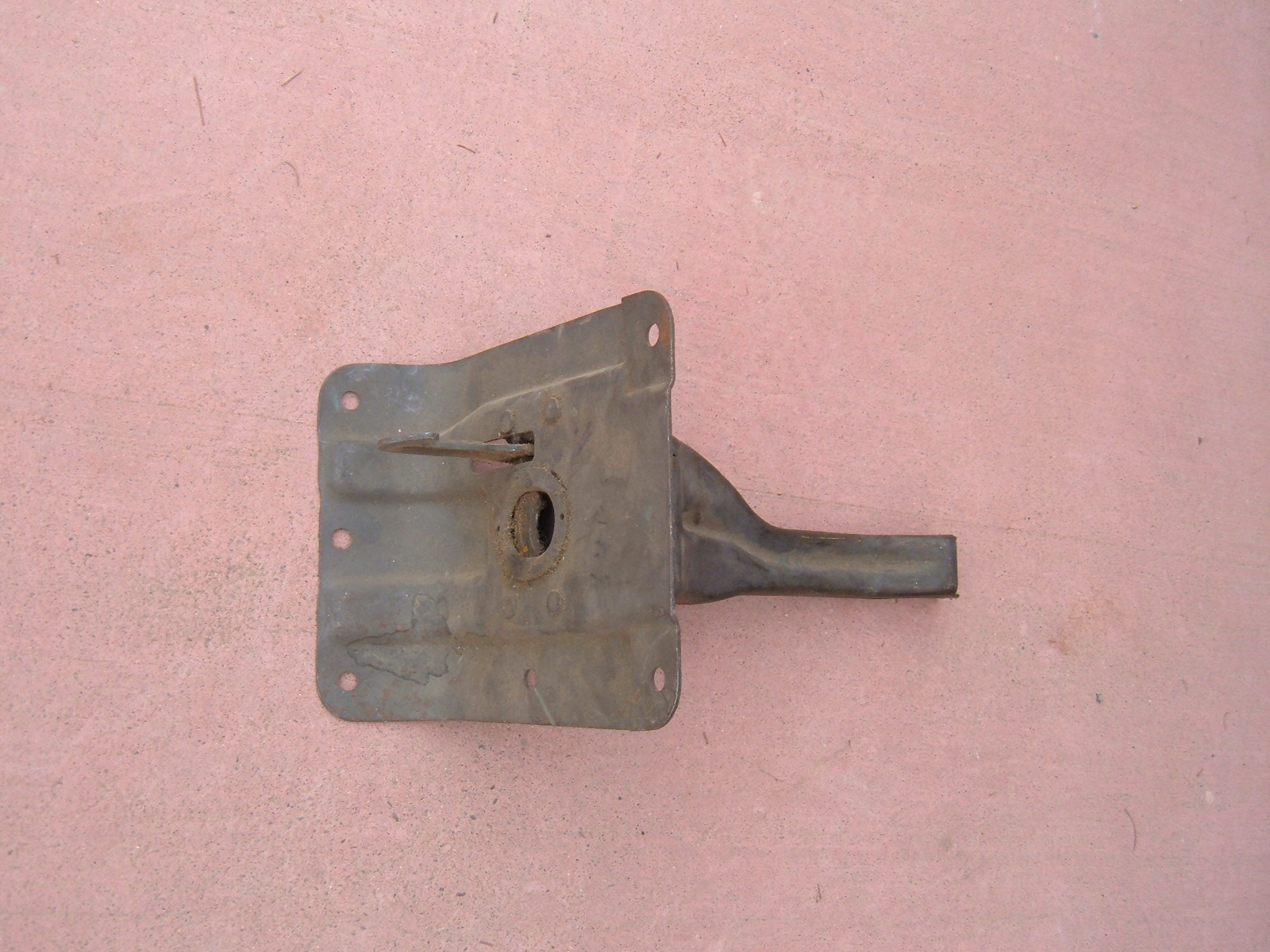 1964 chevrolet impala hood lock latch new gm # 3850861 (z 3850861)