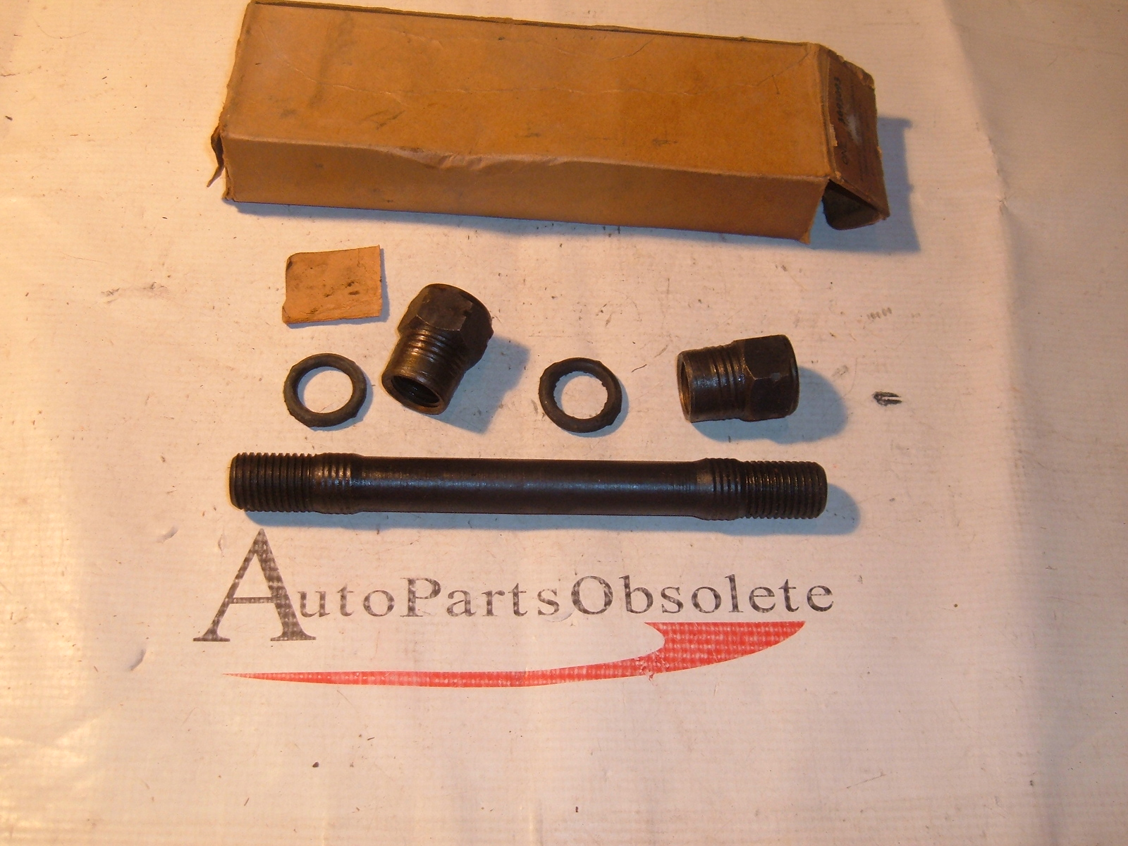 View Product1949 50 51 52 53 54 chevrolet up control arm suspension shaft kit 3693693 (z 3693693)
