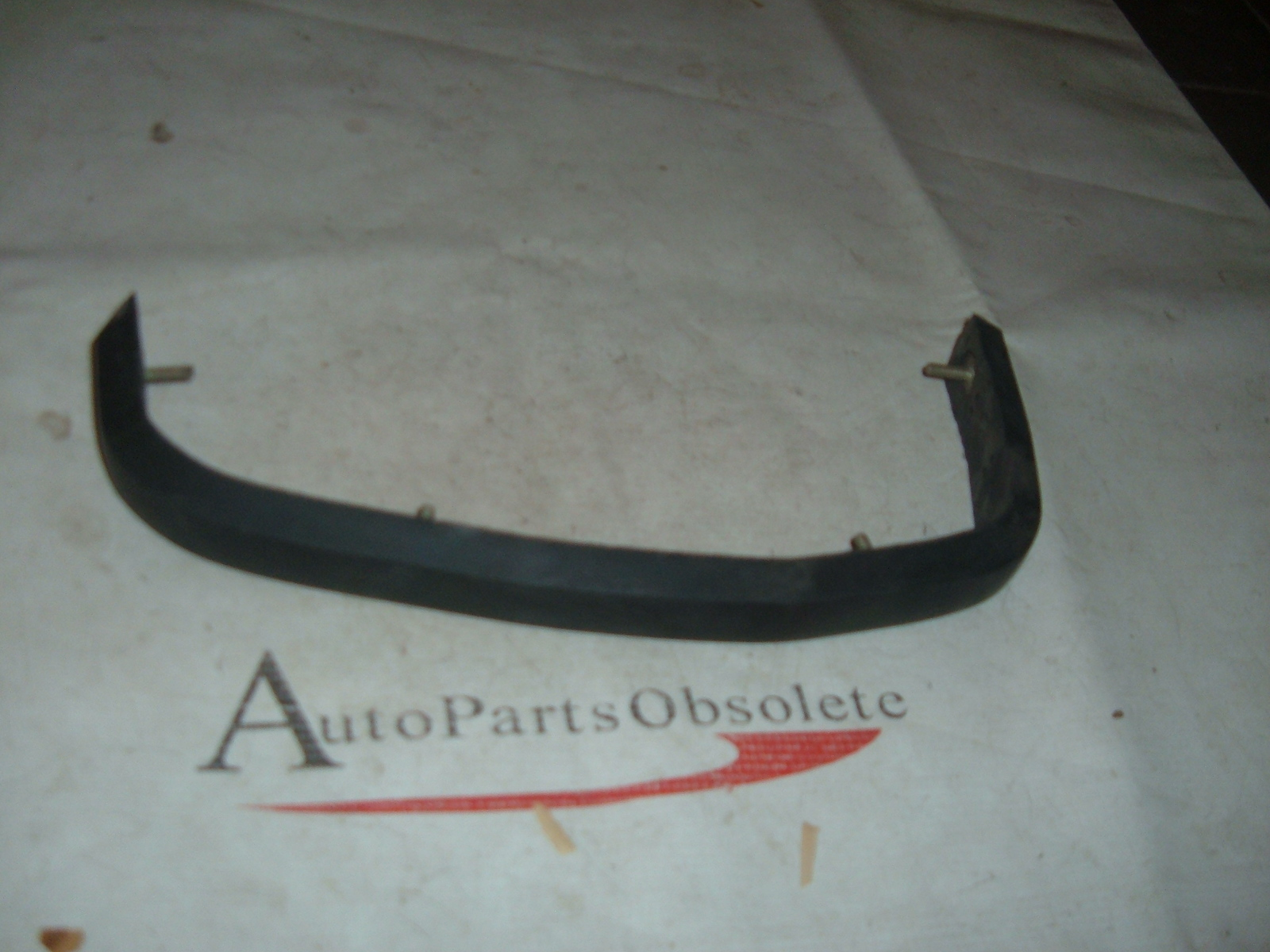 View Product1973 Monte Carlo Front Bumper guard rubber NOS 328976 (z 328976)