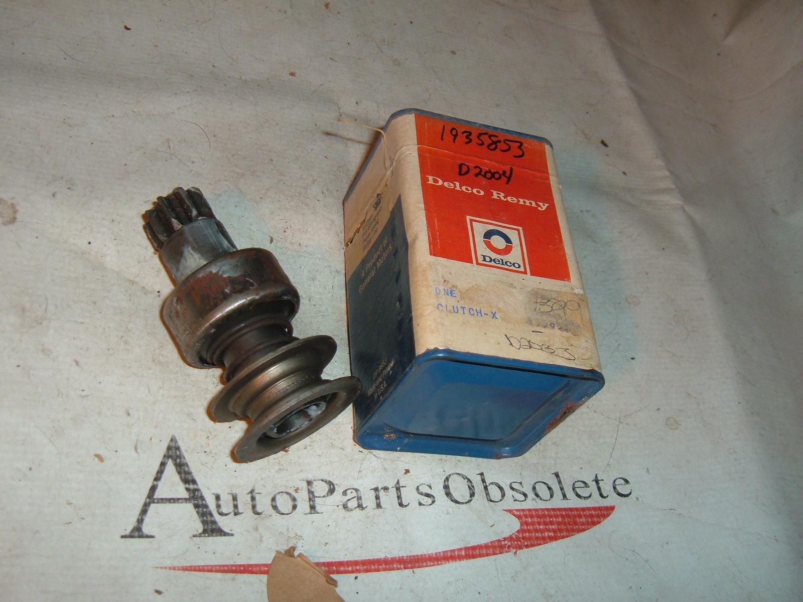 1957 58 59 60 61 buick rambler starter drive unit nos gm # 1935853 (z 1935853)
