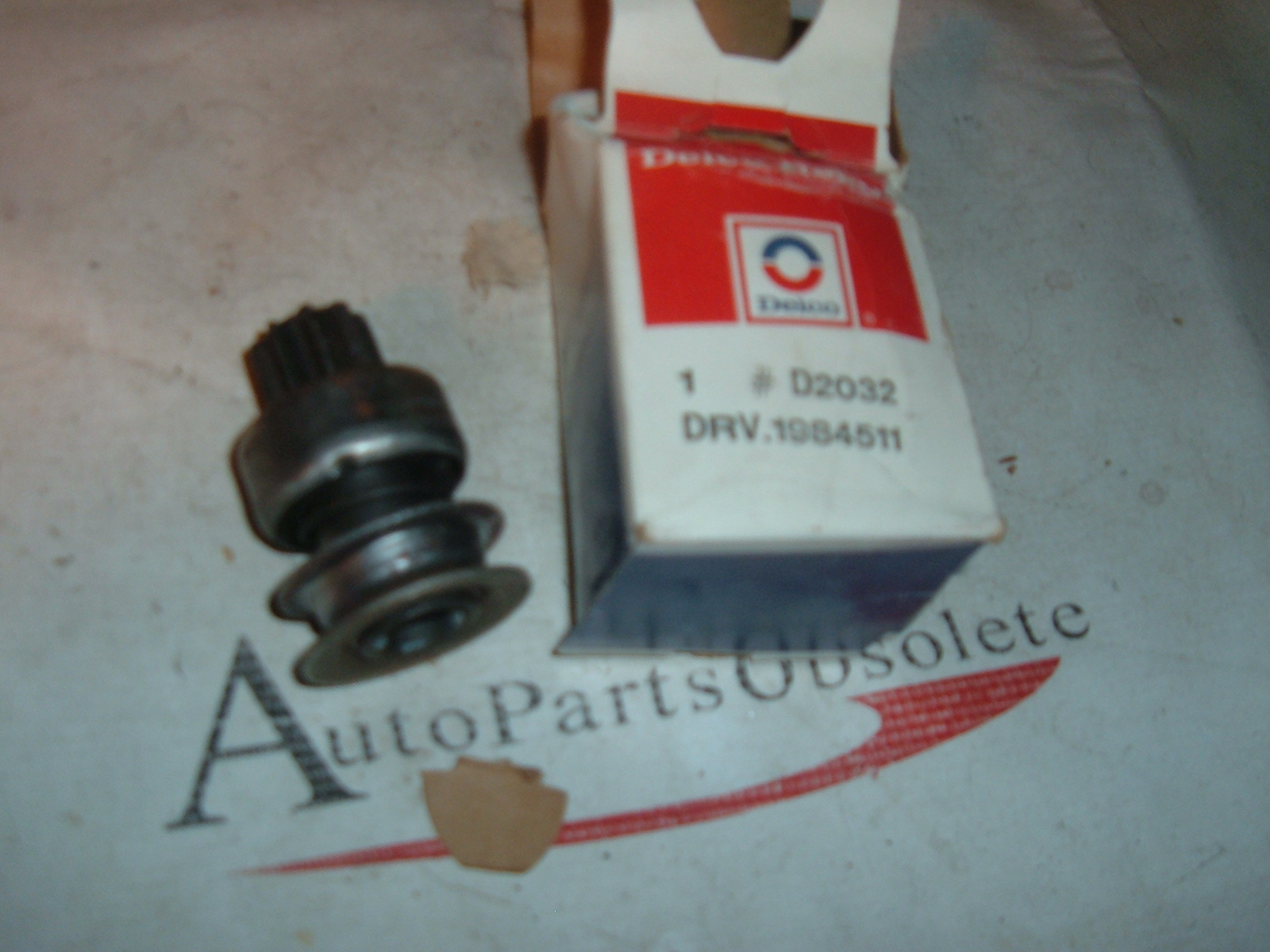 View Product1982 84 86 88 chevrolet pontiac buick starter drive # 1984511 (z 1984511)