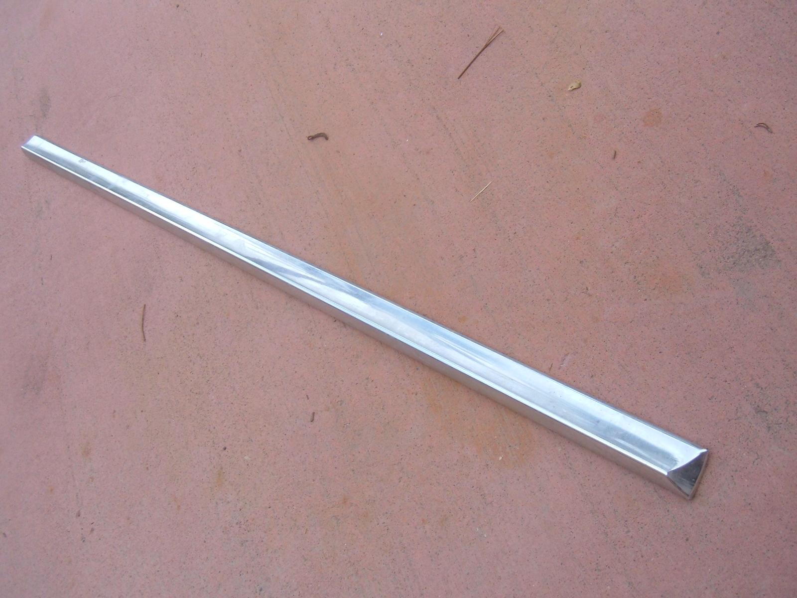 View Product1962 chevrolet belair door molding nos gm # 3817445 (z 3817445)