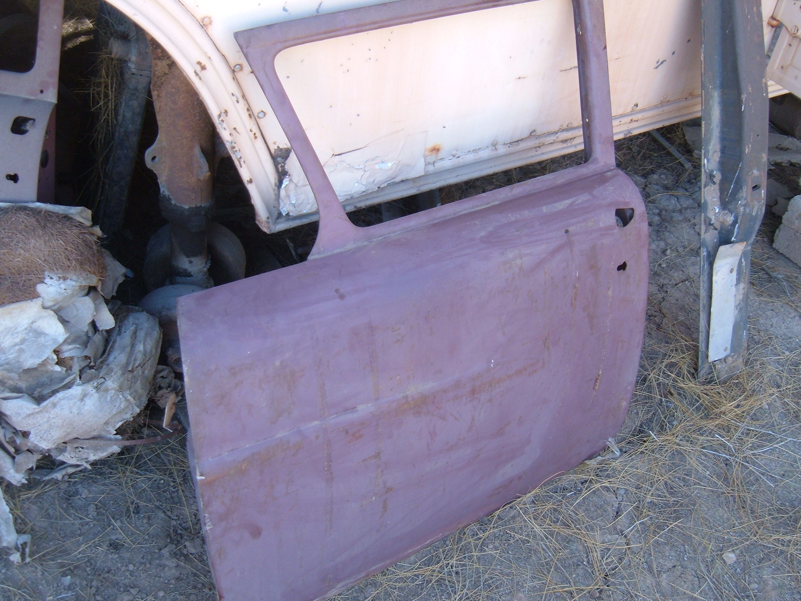 1957 58 ford door shell nos ford # B7A-7320125-A (z b7a7320125a)