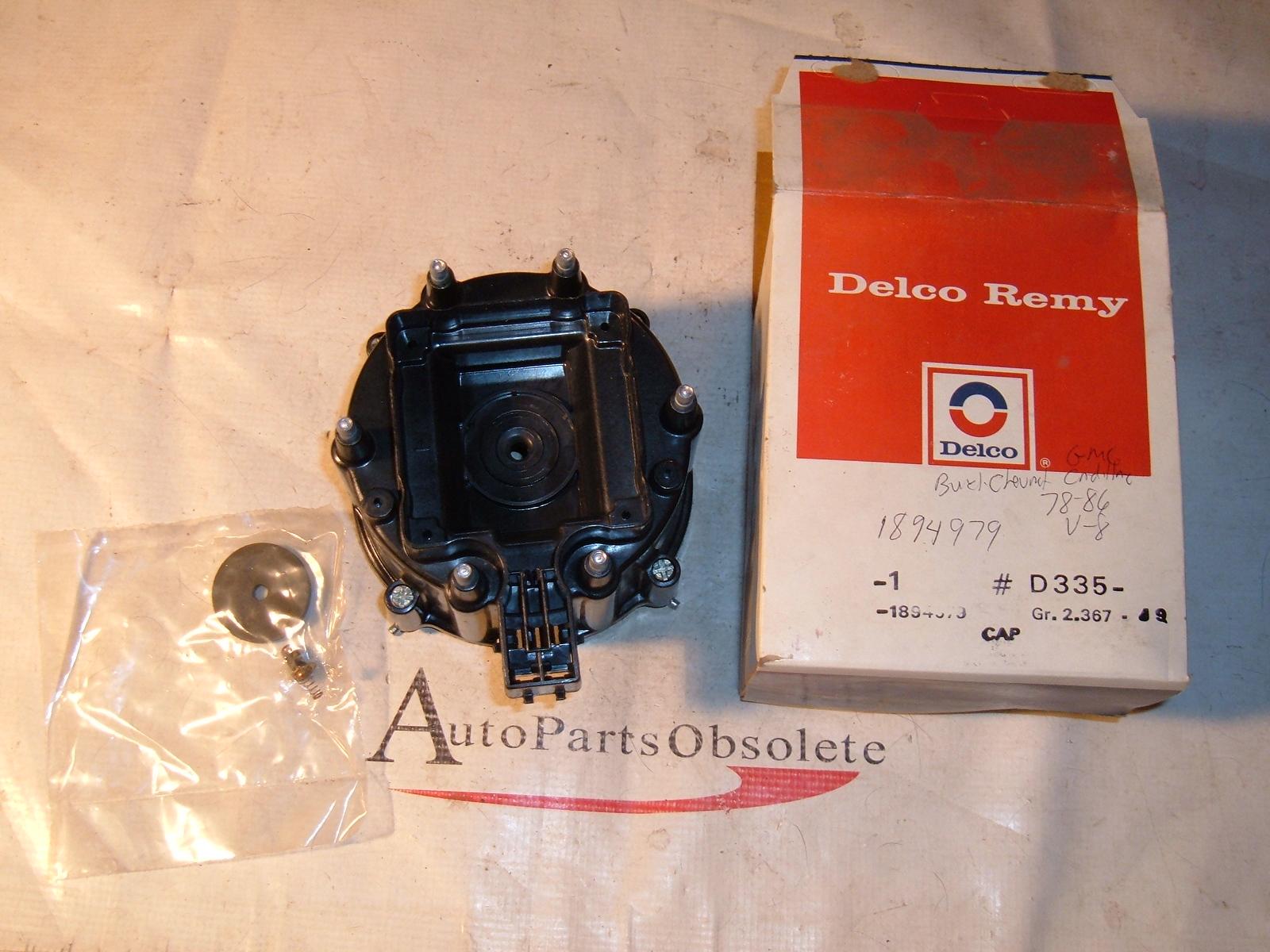 1978 79 80 81 82 84 85 86 chevrolet pontiac buick distributor cap nos gm 1894979 (z 1894979)