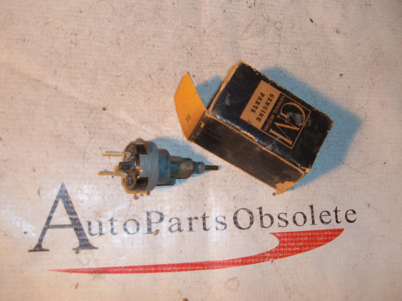 1962 1963 oldsmobile cutlass f-85 windshield wiper switch nos gm # 1993568 (z 1993568)