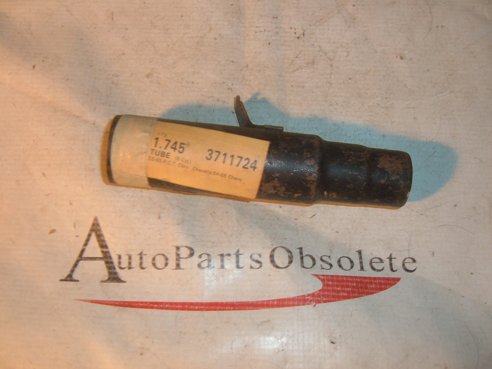 View Product1955 57 59 61 63 65 corvette chevelle oil filler tube nos gm # 3711724 (z 3711724)