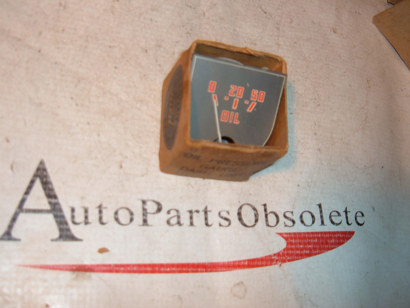 1945 46 47 ford truck oil gauge nos ford # 11C 9273 A (z 11c9273a)