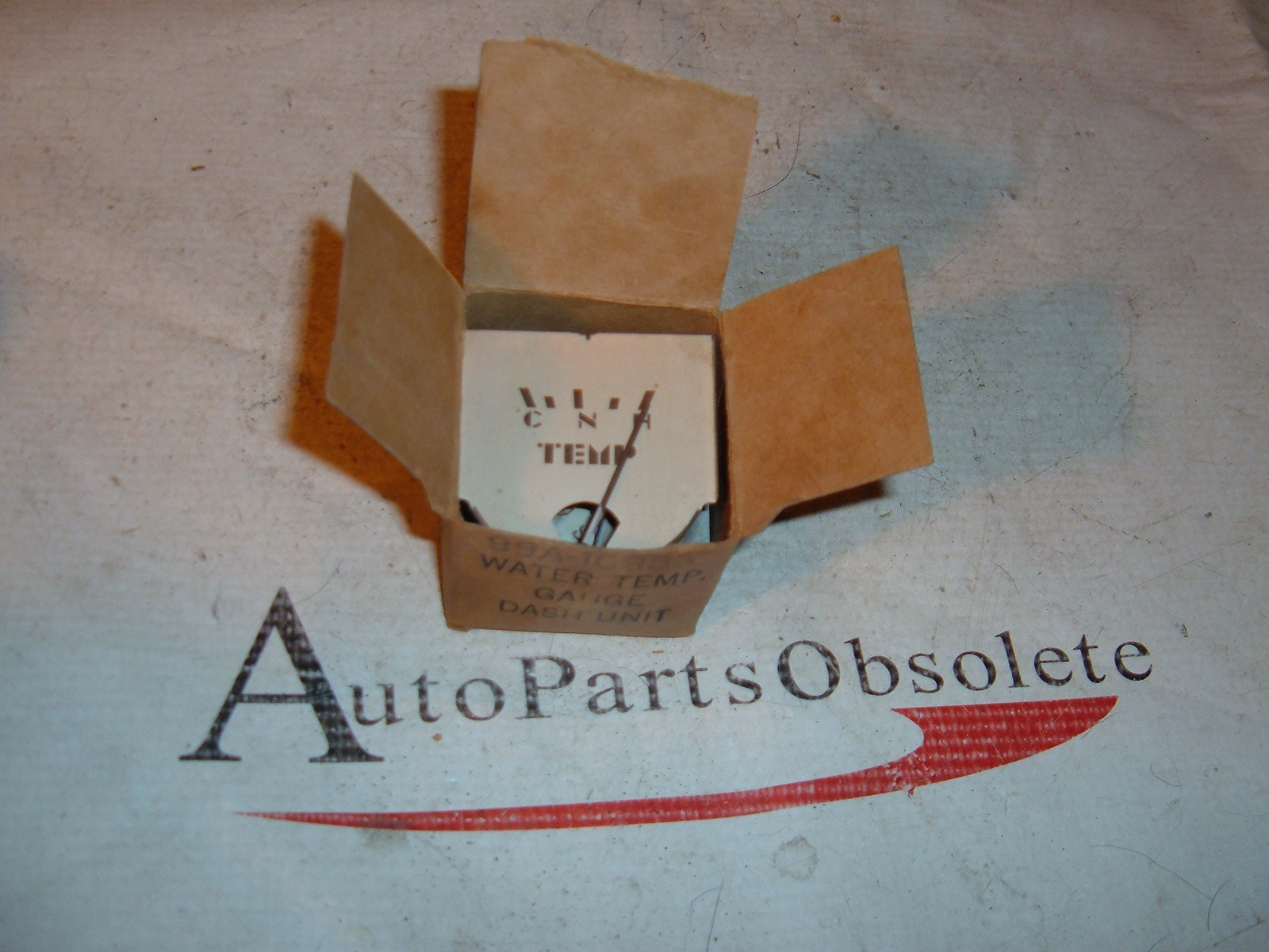 1939 mercury temperature gauge nos ford # 99A-10883 (z 99a10883)