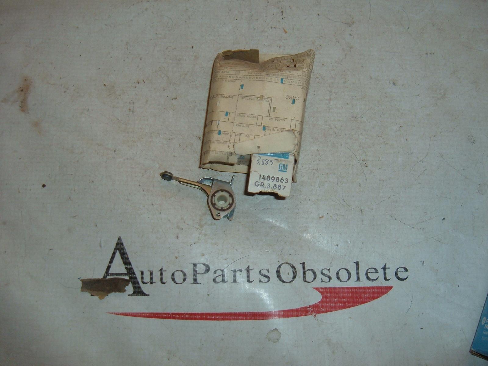 1967 68 cadillac oldsmobile pontiac buick cruise control contact nos # 1489863 (z 1489863)