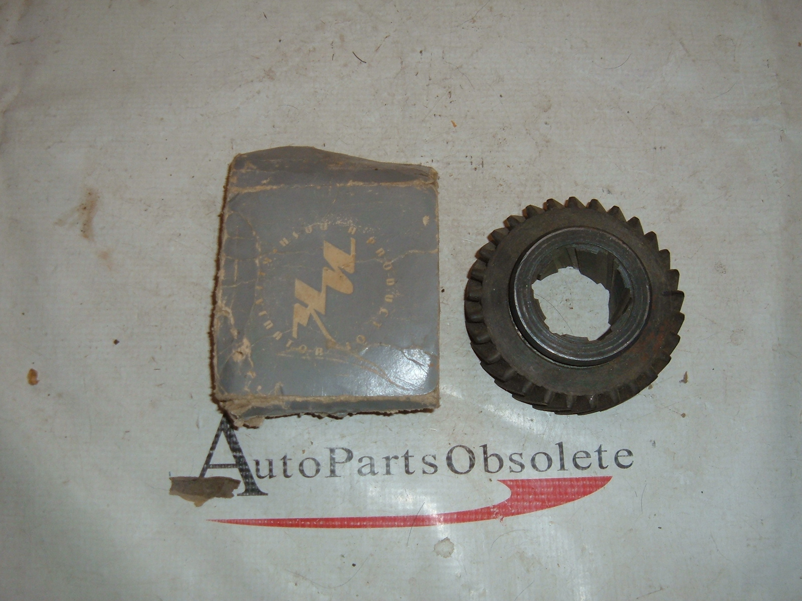 1941 42 45 46 47 nash transmission gear nos 3105502 (z 3105502)