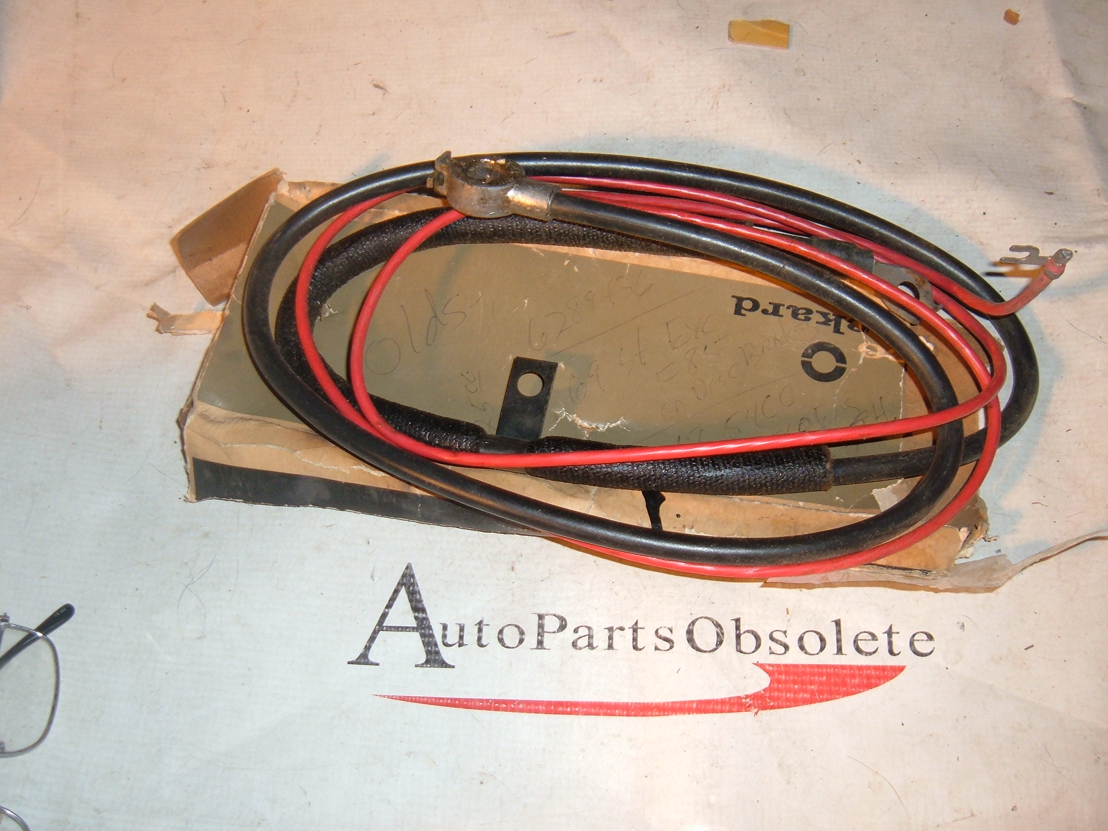 View Product1968 69 oldsmobile battery cable nos gm # 6289436