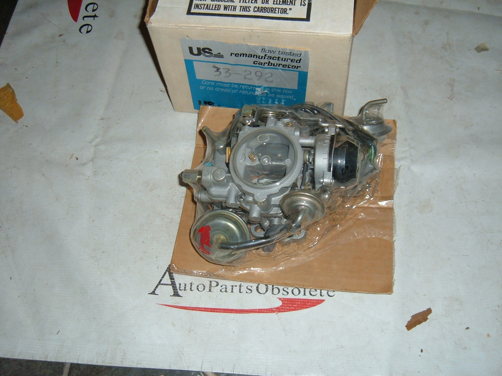 1978 dodge plymouth chrysler colt champ solex carburetor rebuilt (z 33292)