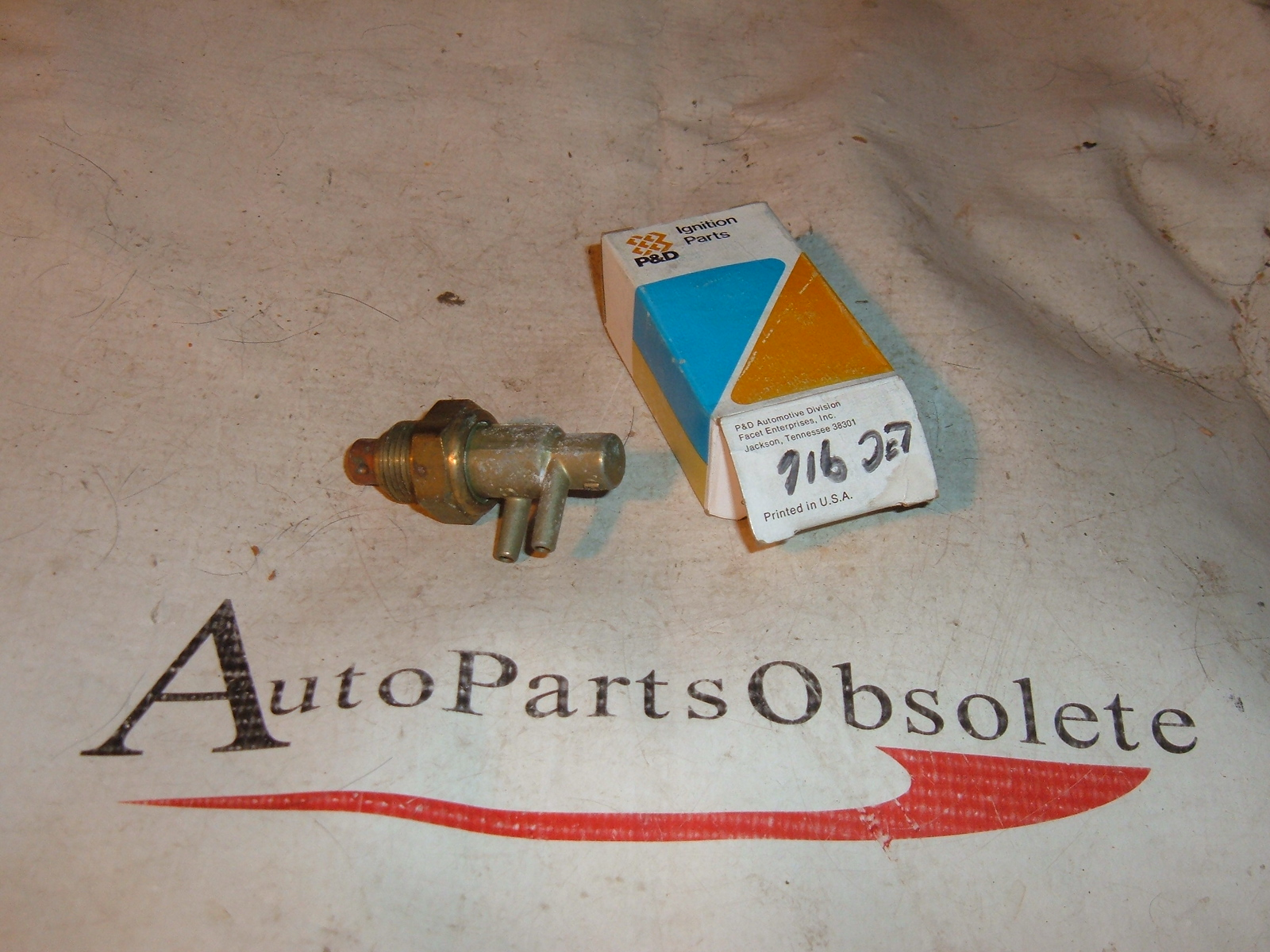 1975 76 77 78 80 82 ford ported vacuum switch D5VY-9D473-AA (z d5vy9d473a)