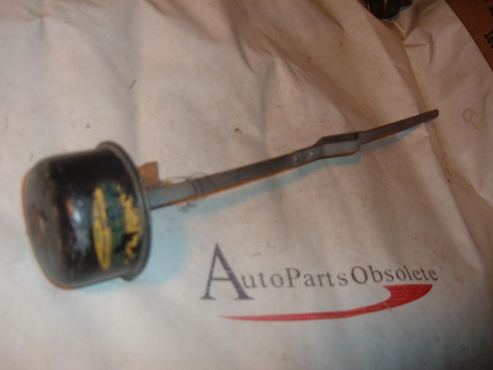 nash oil crankcase breather dip stick nos nash (z nashoilcap)