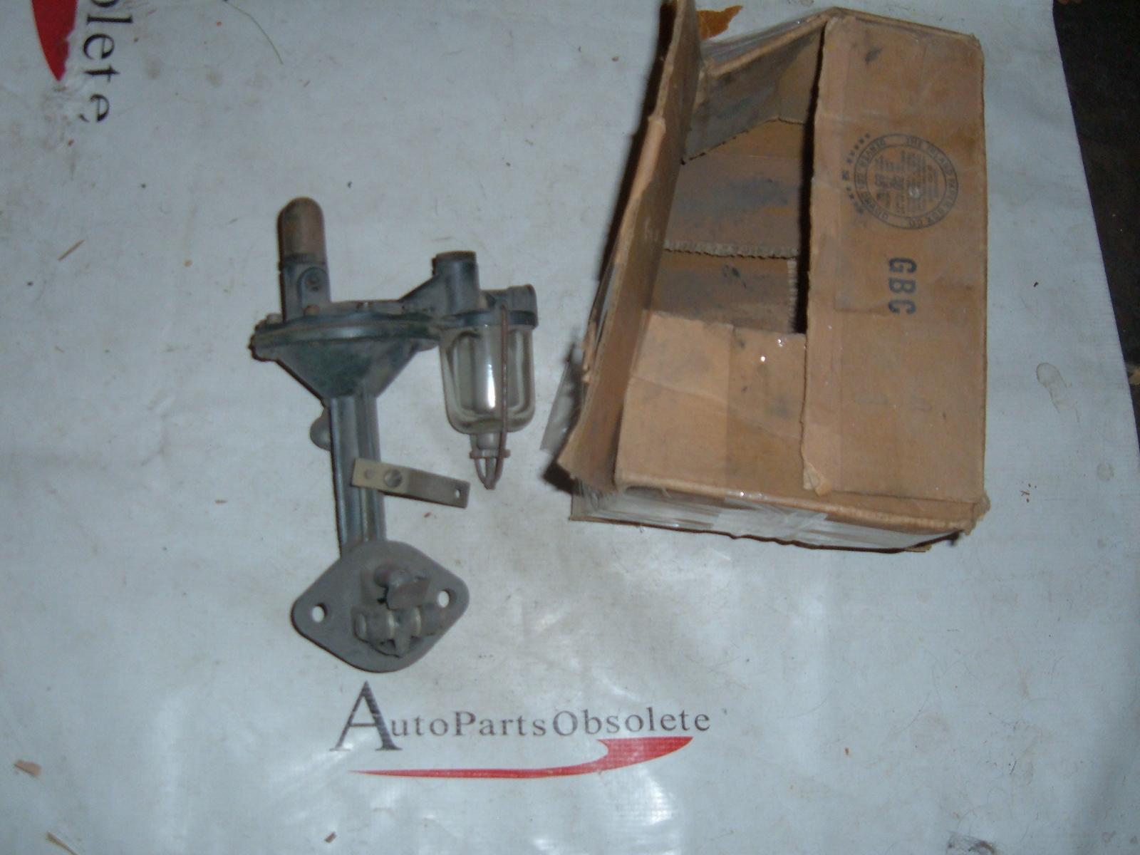 1932-58 international IHC Kenworth truck fuel pump w /hand primer (z 580hp)