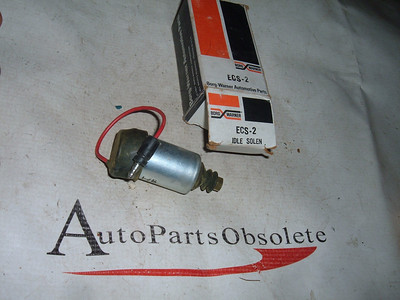 1969 70 71 72 Ford carburetor Idle solenoid borg warner ESC-2 (z esc2)