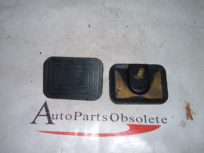 1949 50 51 ford clutch / brake pedal pads 1A-2454A (z 1a2454a)