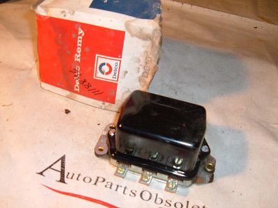1941 thru 1963 truck and farm ac delco voltage regulator nos # 1118896 (z 1118896)
